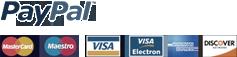 Оплата через систему PayPal