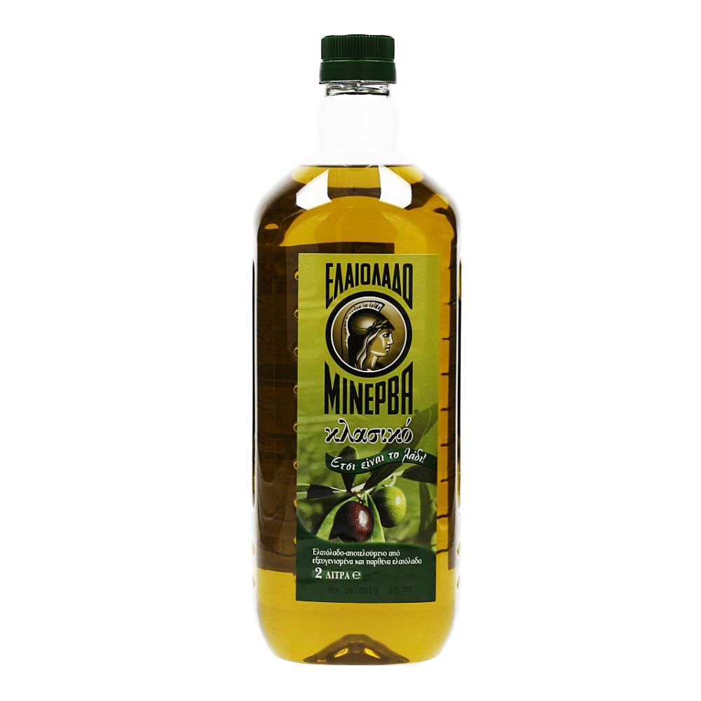 Оливковое масло Minerva Classic – 2л